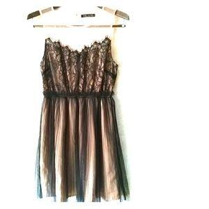 Love Culture cute lace dress size L